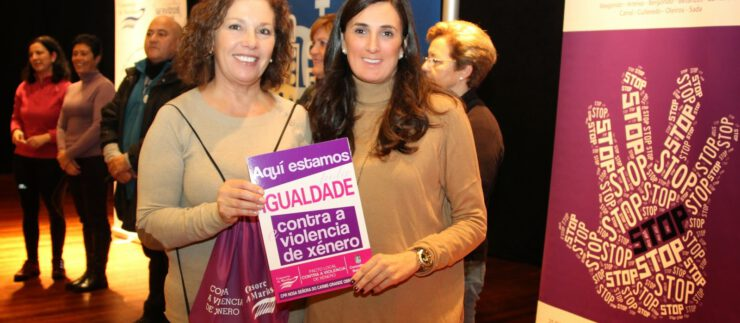 Andaina contra la violencia de género