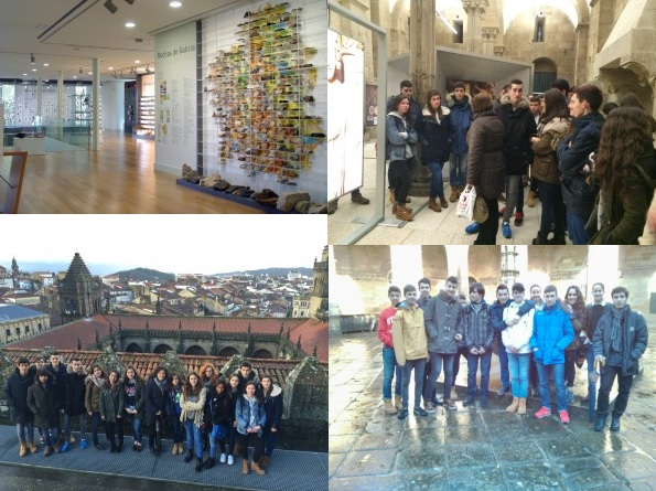 Visita Cultural a Santiago de Compostela