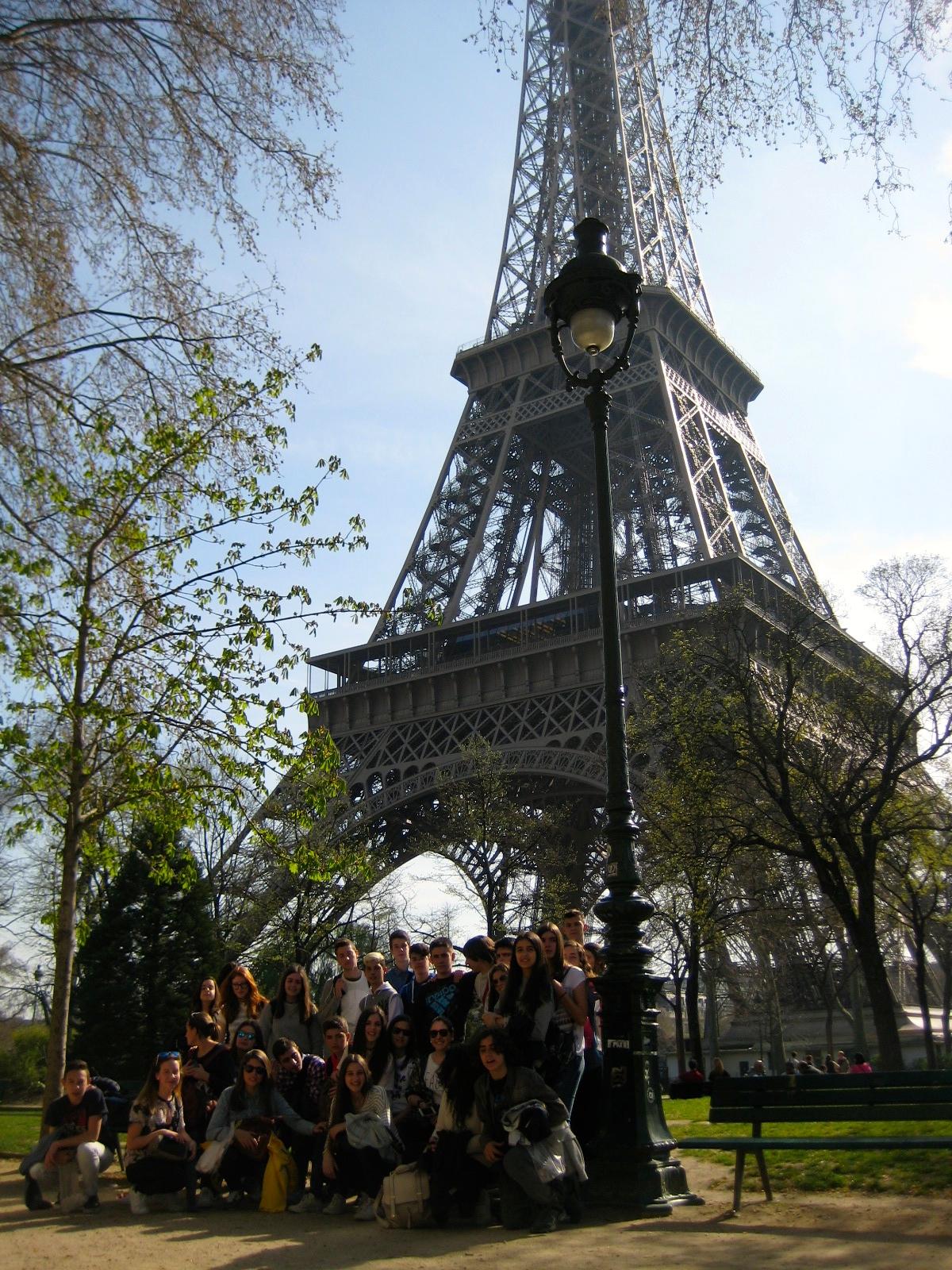 Viaxe a PARÍS