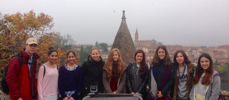 Primera visita Erasmus +