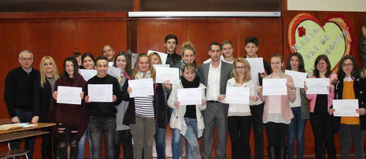 Visita Erasmus +