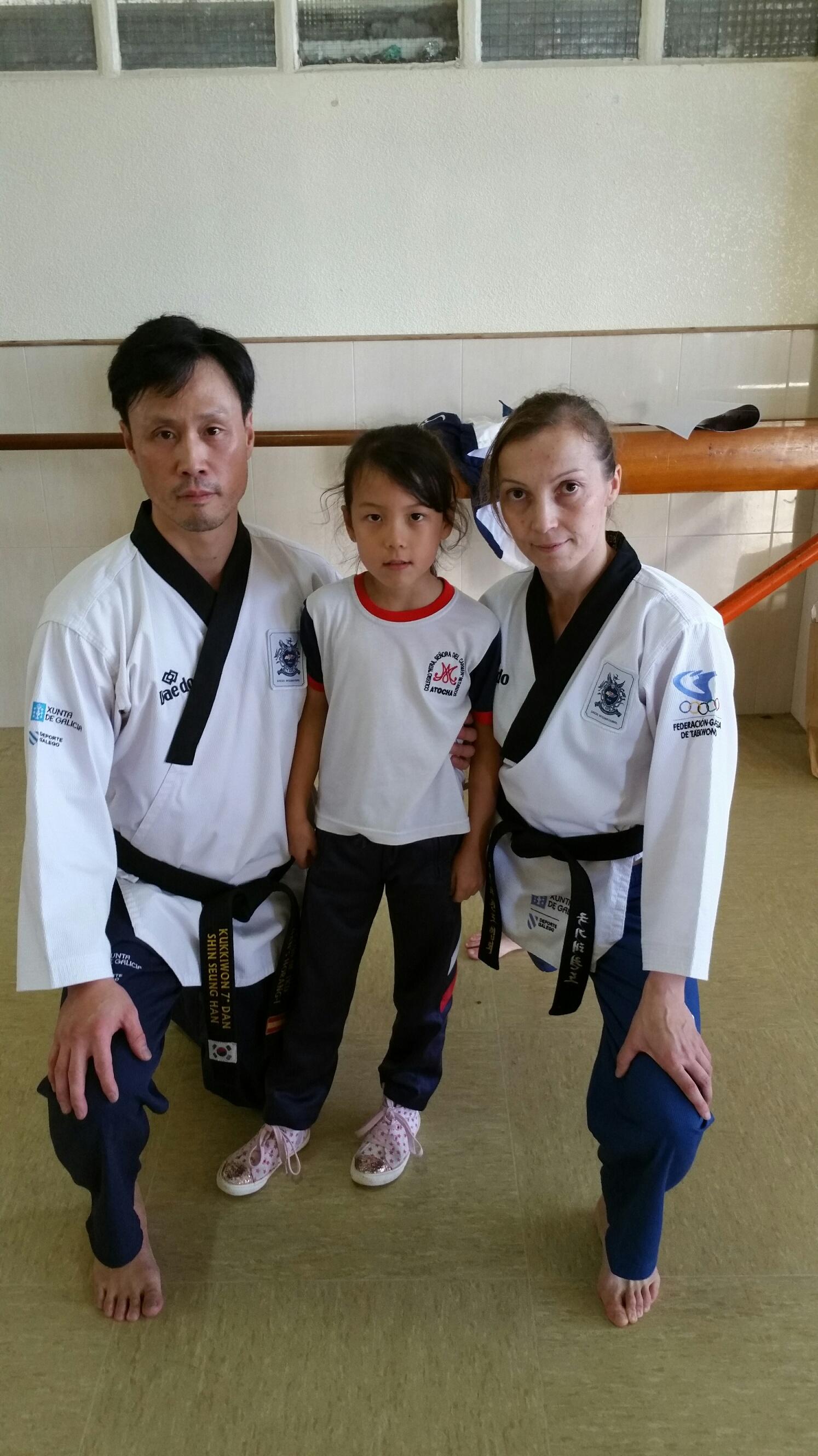 Taekwondo en 3º EP