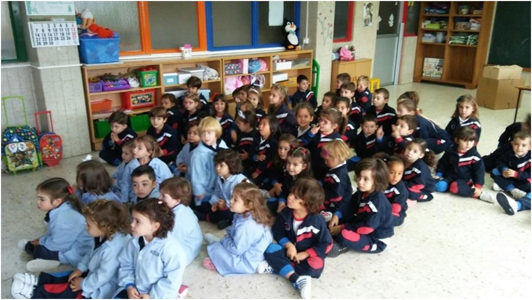 El reciclaje en Educación Infantil