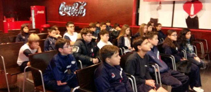 Visita Coca-Cola 2º ESO