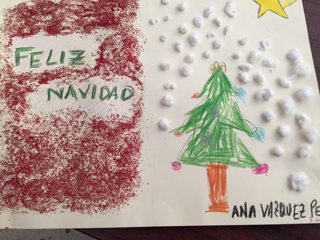 Concurso postales de Navidad ANPA