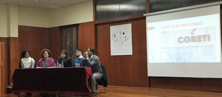 Entrega de diplomas aos participantes no proxecto «deseñando o teu futuro»