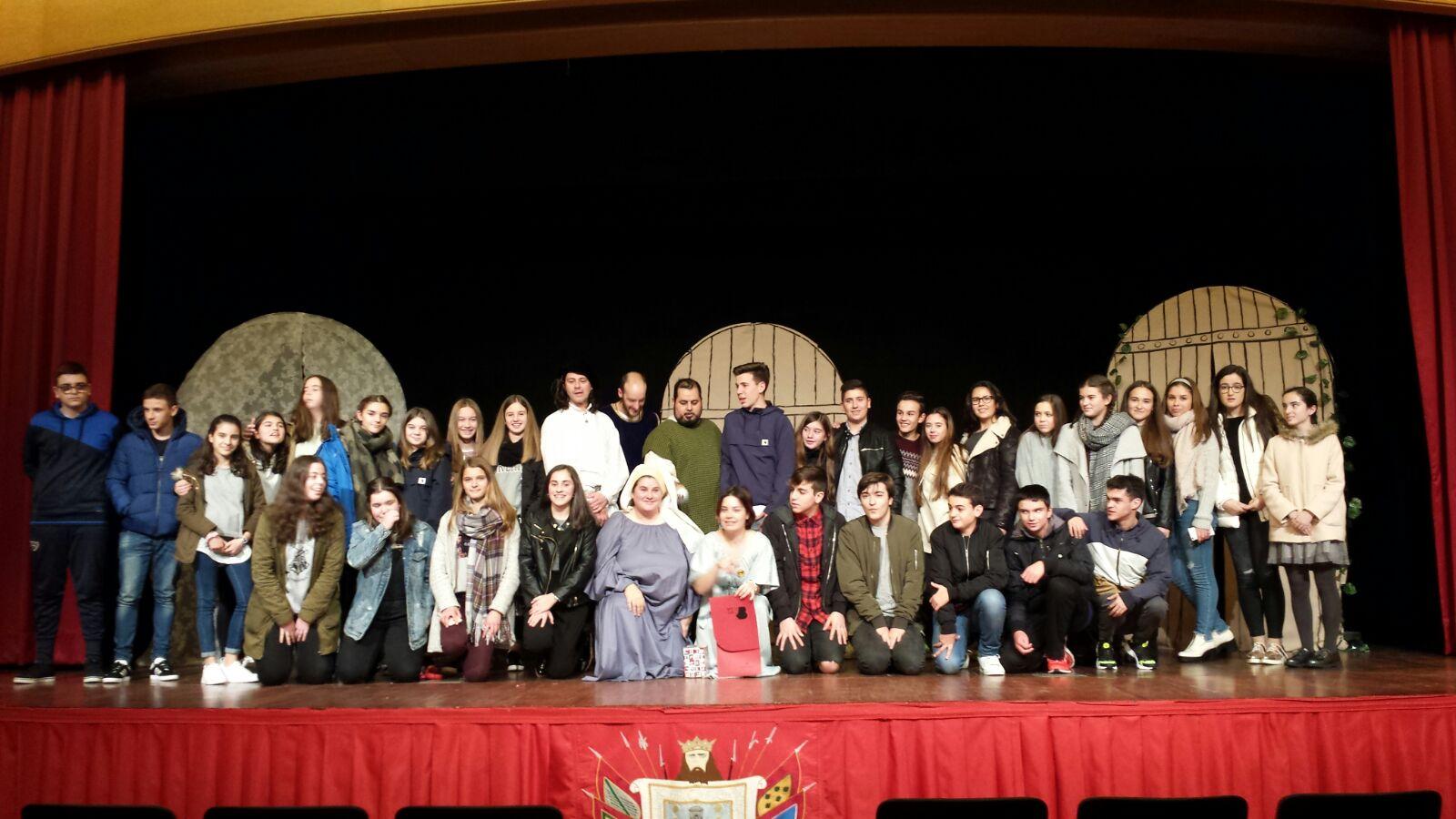 VIII Encontro de Teatro Afeccionado