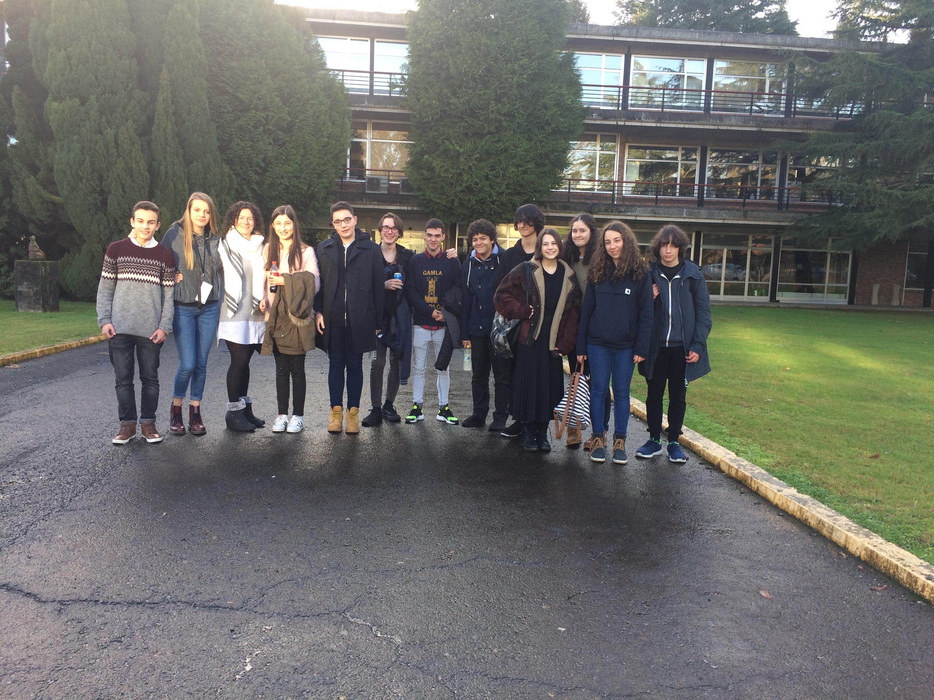 Universidad de Santiago (USC) y Escuela Superior de Hostelería de Galicia (CSHG)