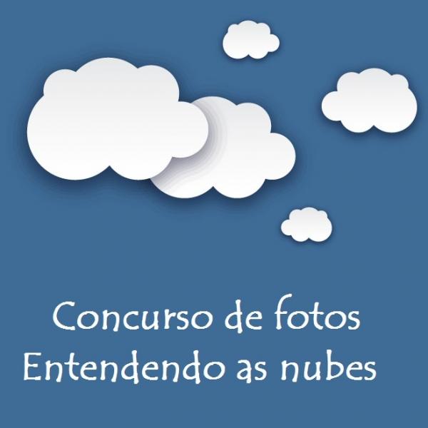 """Concurso de fotos """"entendendo as nubes"""""""