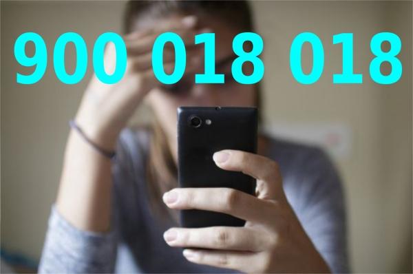 Telefono contra el acoso escolar
