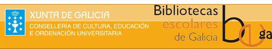 Atocha Betanzos dentro de la red de bibliotecas escolares de Galicia