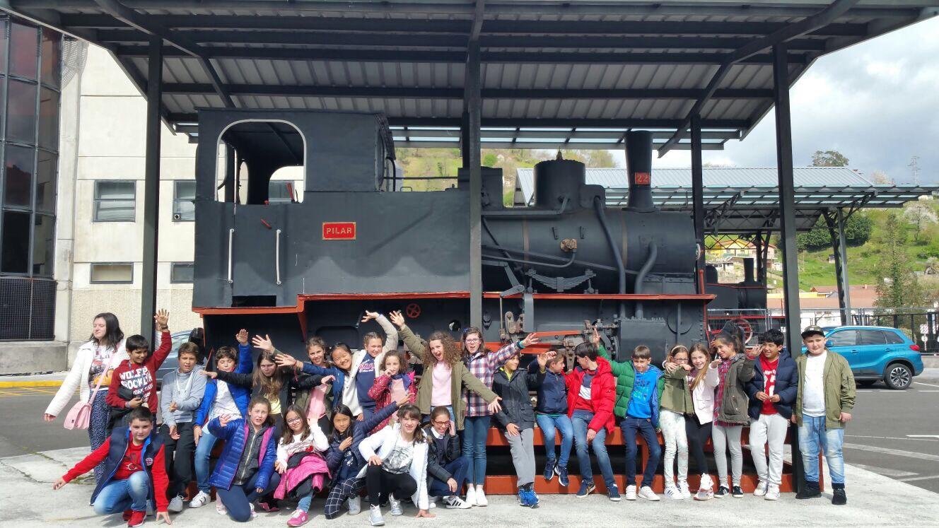 Excursión final de etapa: 6º EP en Asturias