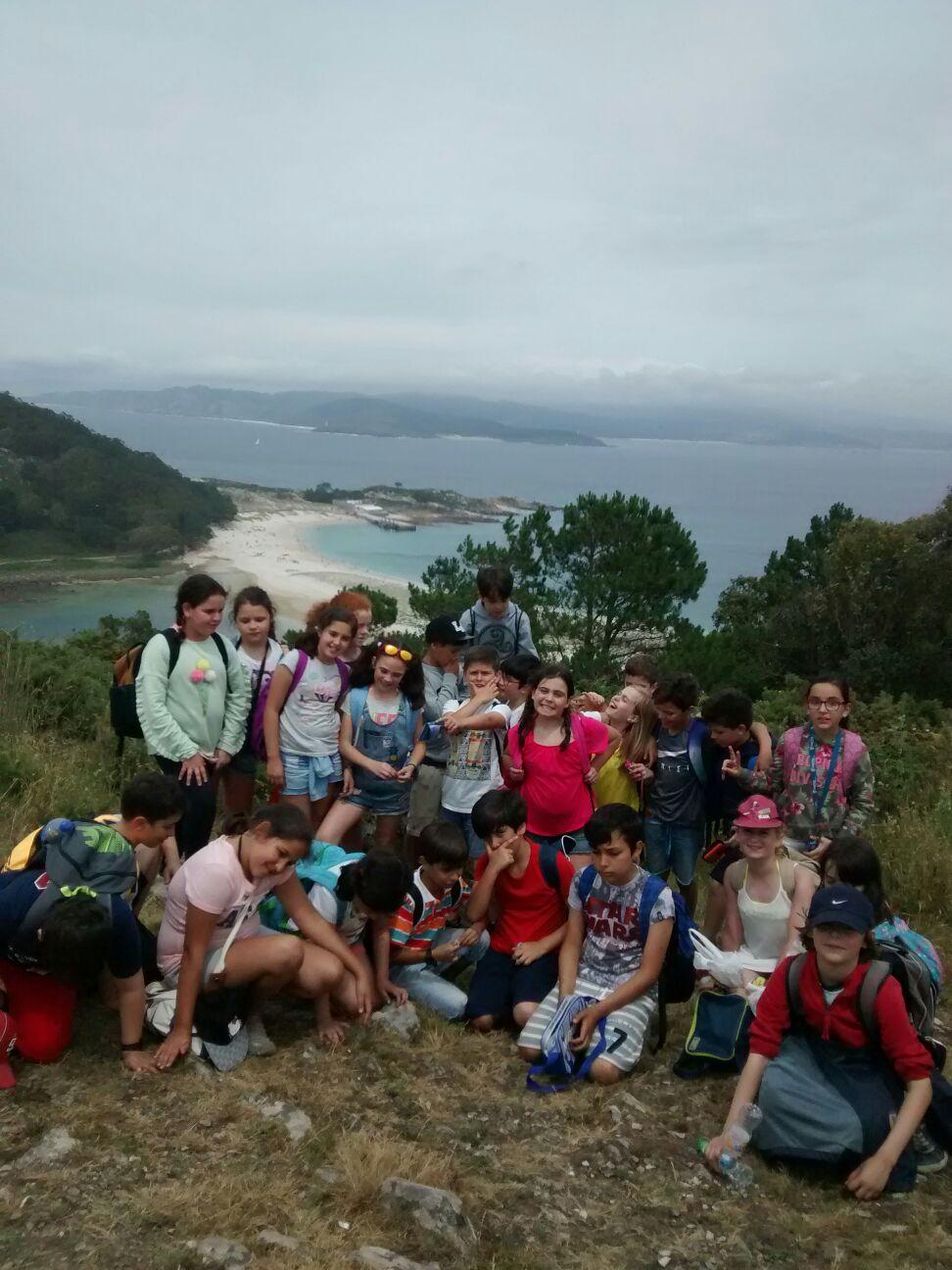 Islas Cíes 3º y 4º EP