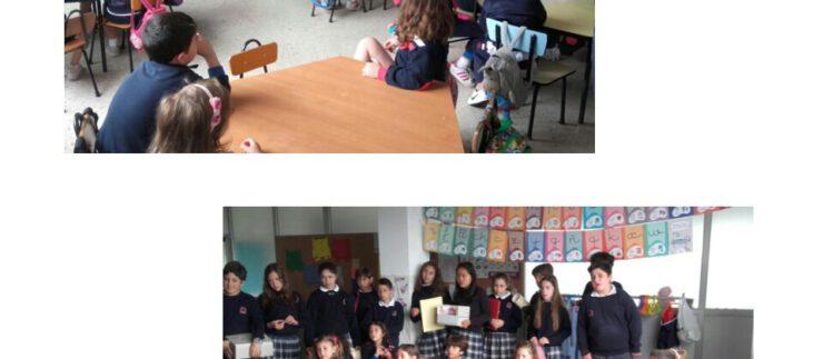 Niños de 6º de profesores en 5 años