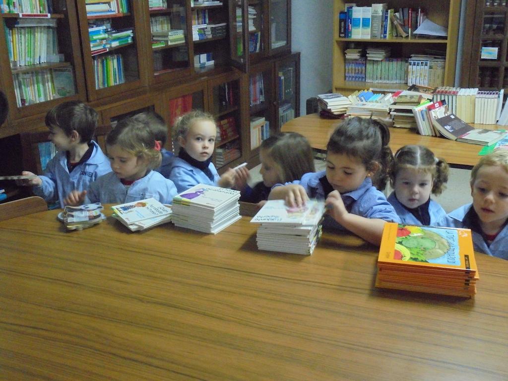 Actividades en la semana de la Biblioteca