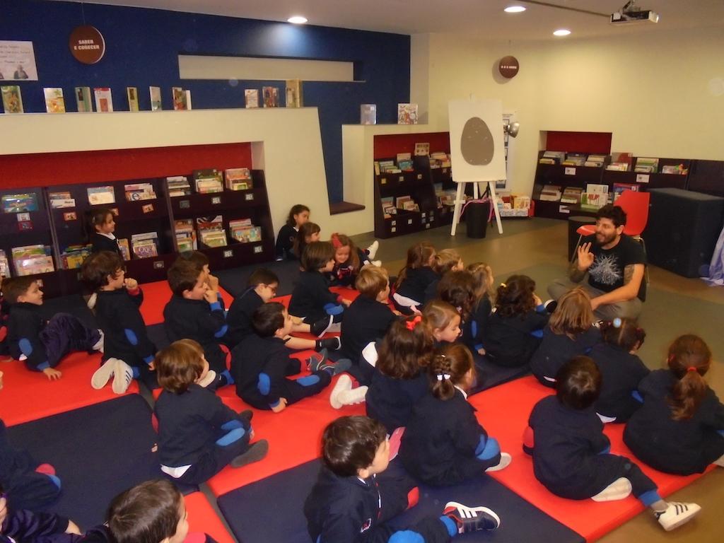 Infantil visita el Forum de A Coruña