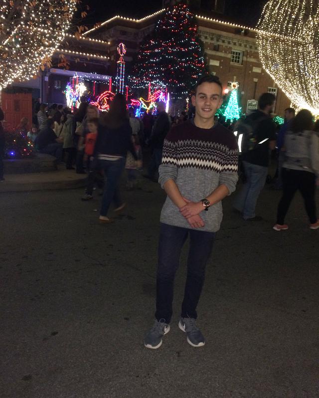 Felicitación navideña de Victor Ocampo desde USA