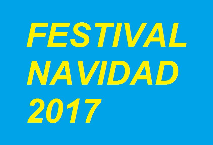 Festival de Navidad 2017