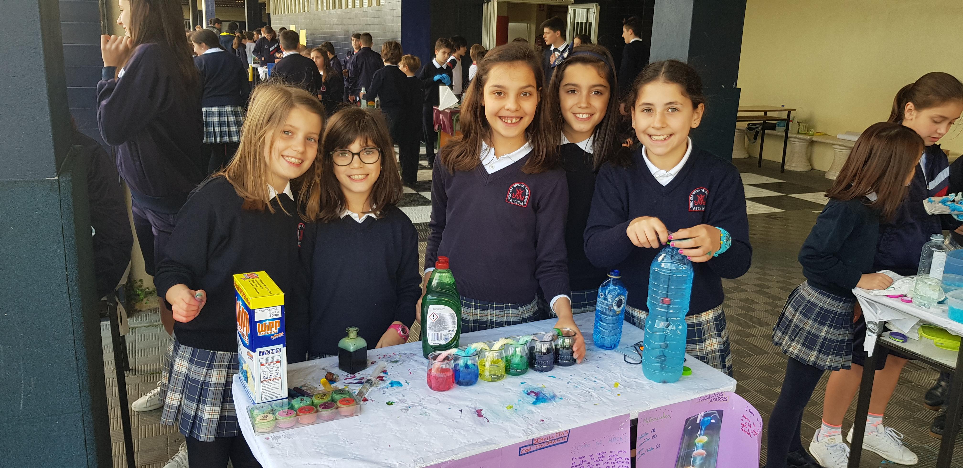 Feria STEM 2018