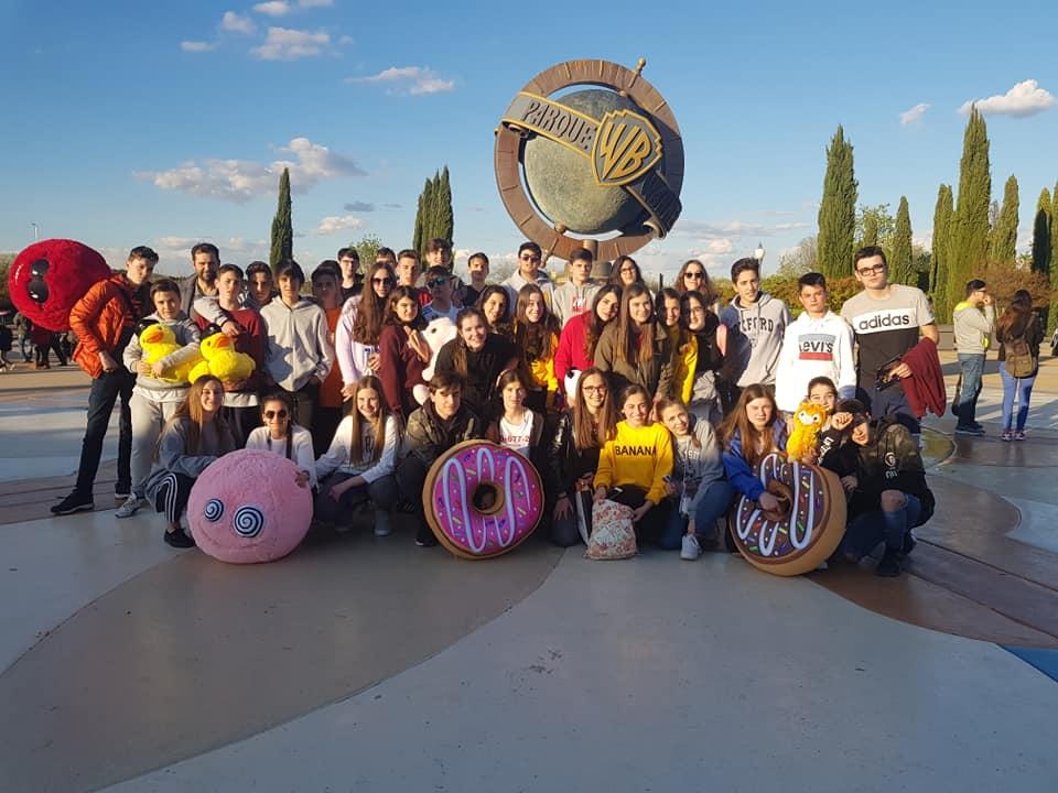 3º, 4º de ESO y 1º BAC en Madrid