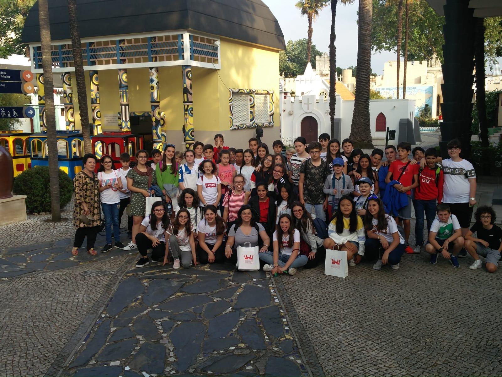 6º EP, 1º y 2º ESO en Portugal