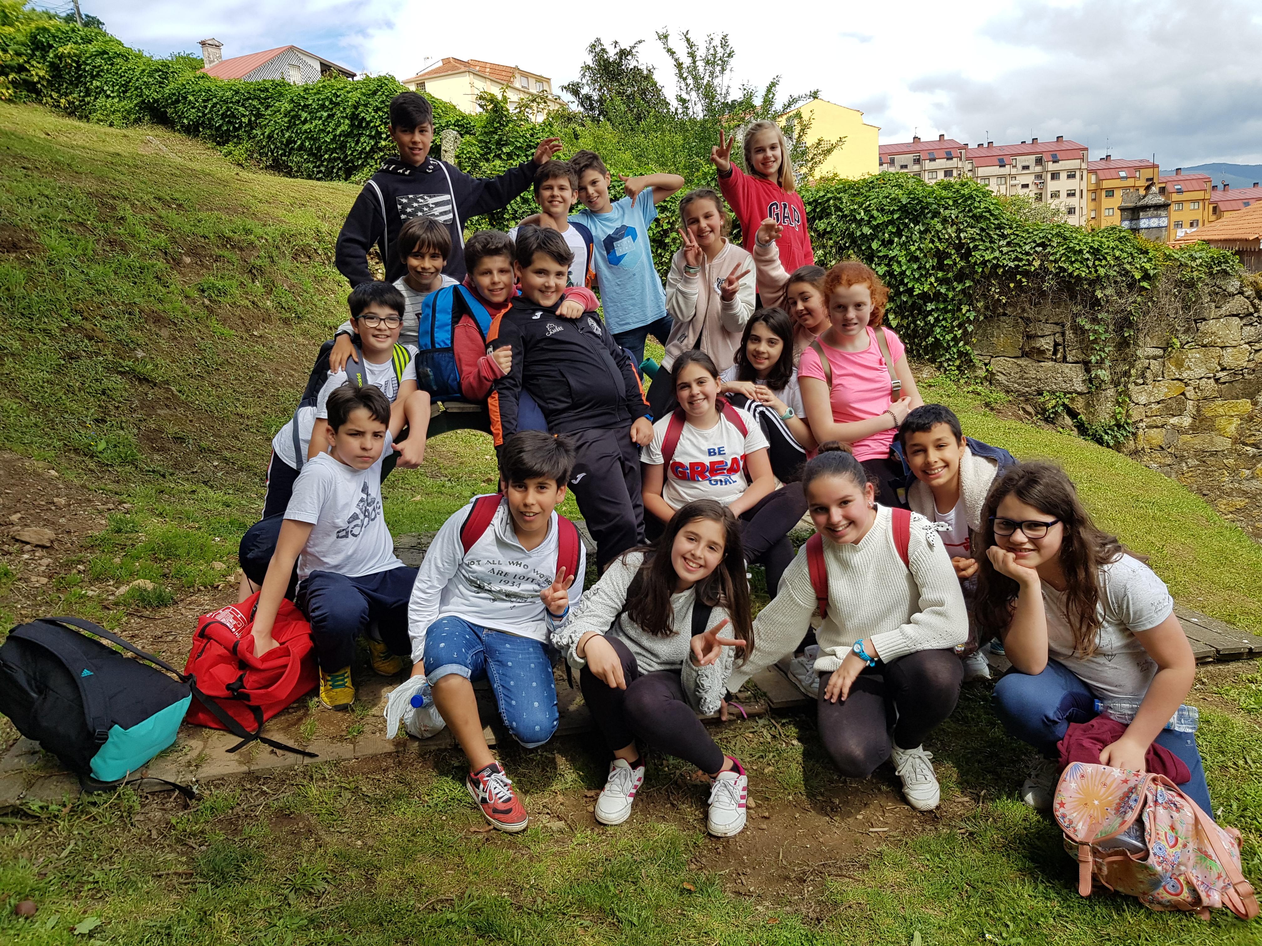 3°, 4° y 5° de Primaria: Una aventura en Marín
