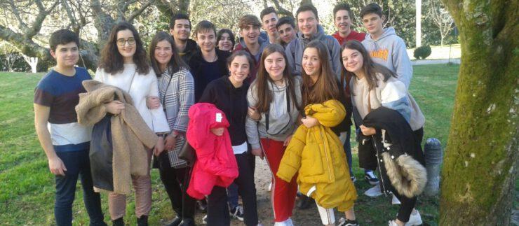 4º de ESO e BAC en Santiago