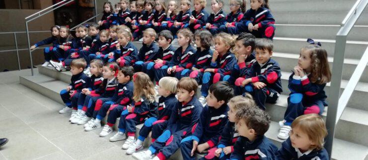 Infantil no Museo de Belas Artes da Coruña