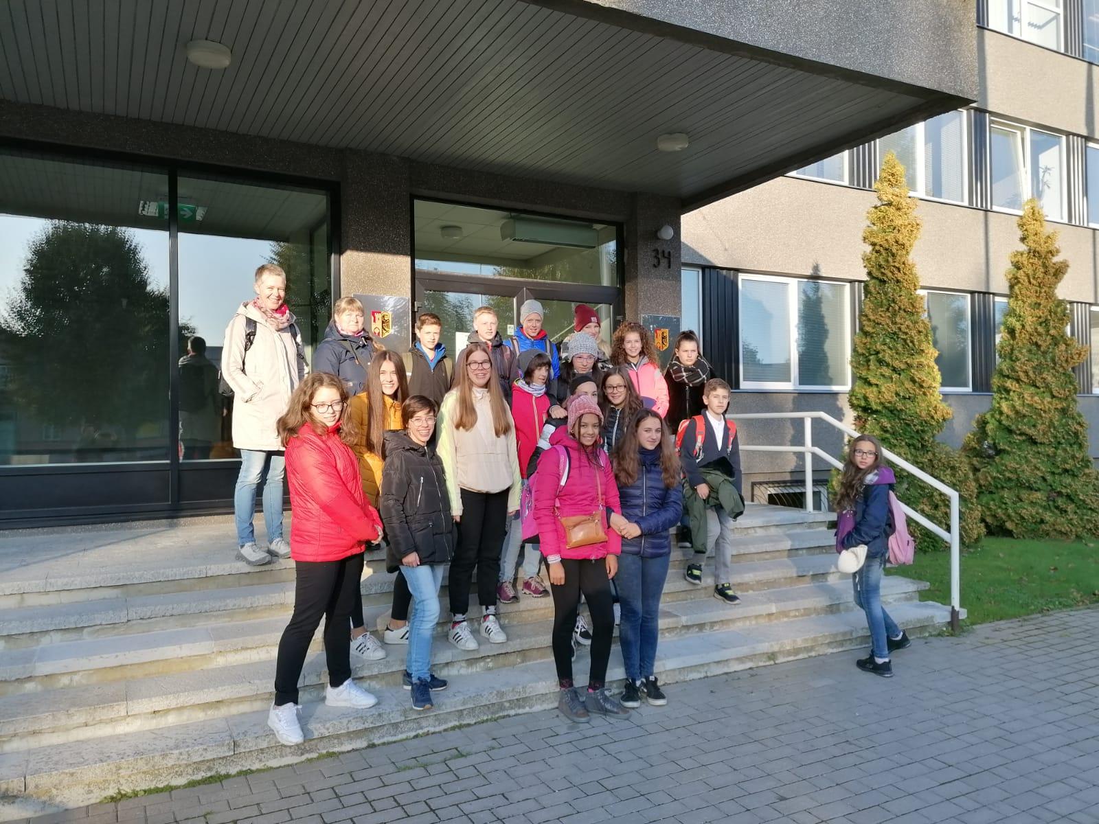 Viaje Erasmus a Estonia