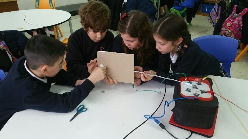 Seguimos con Digicraft: Electricidad y lápices