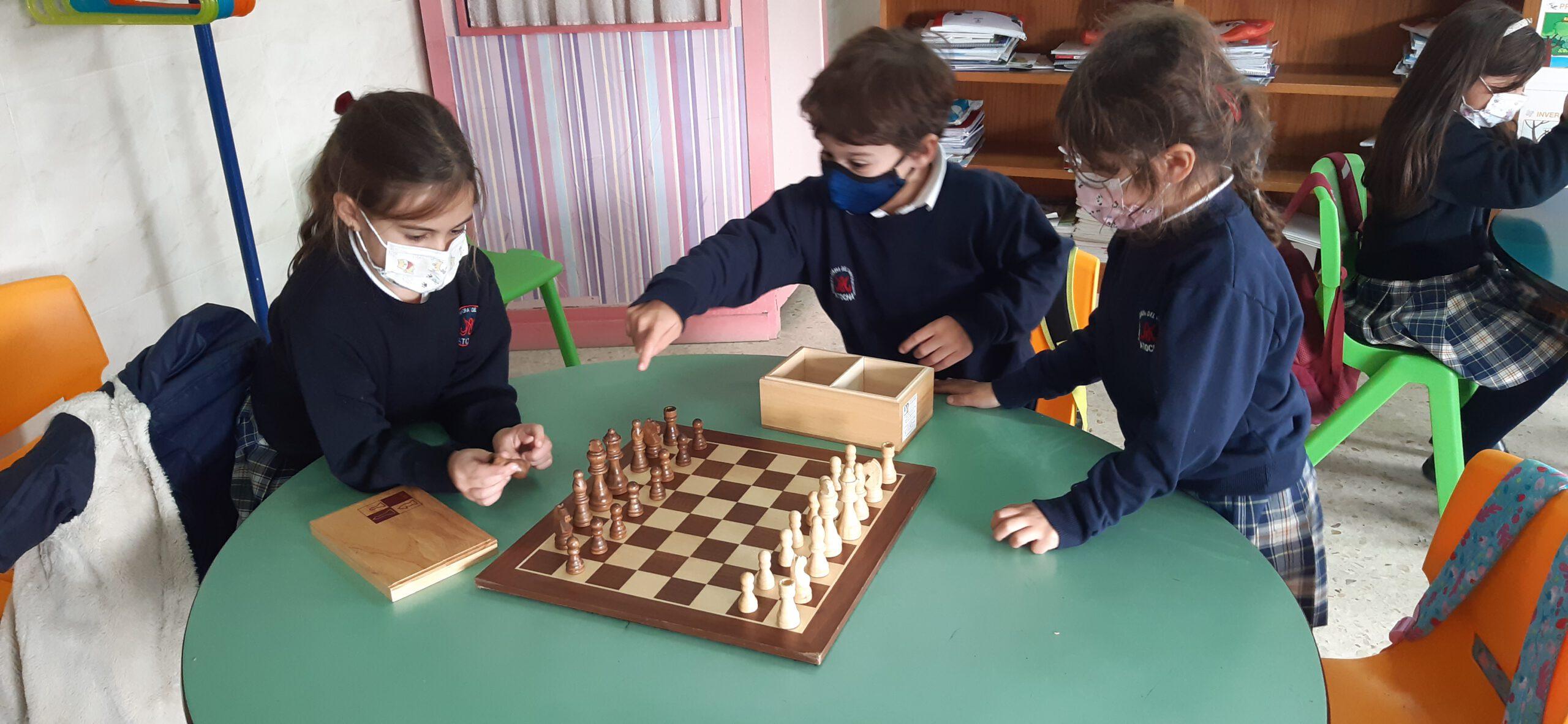 El ajedrez en el aula