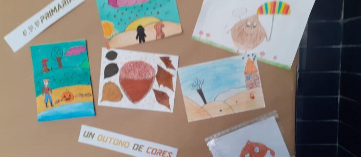 """EXPOSICIÓN  """"Un outono de cores"""" e """"Captura o outono"""""""