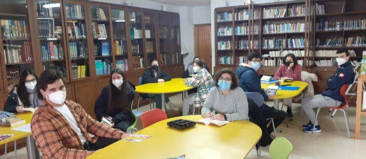 Beleza Vermella de Arantza Portabales  – Club Lectura adultos (Biblioteca/EDLG)
