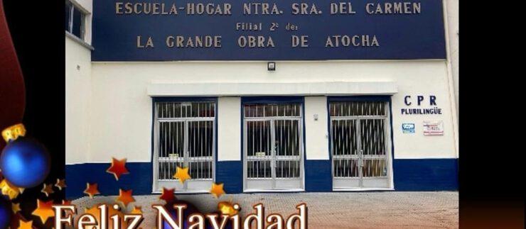 Felicitación a la Residencia Hermanos García Naveira