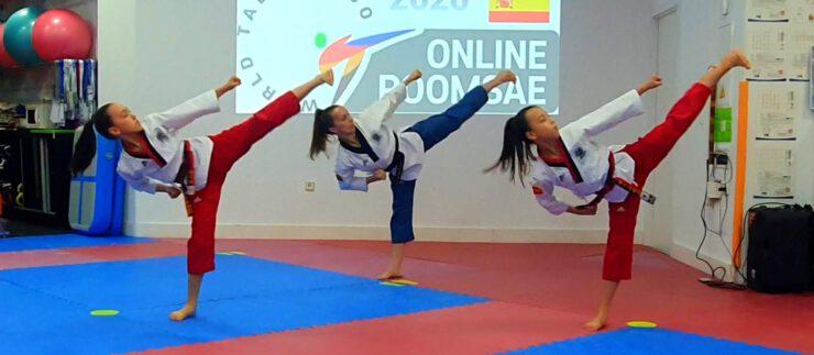 Nuestras alumnas Ana Llin y Jessy Sun medalla de bronce en el mundial
