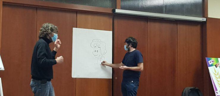 """""""Figueiriñas que eu prantei"""", contacontos ilustrado en homenaxe á Rosalía de Castro para 5º e 6ºEP"""