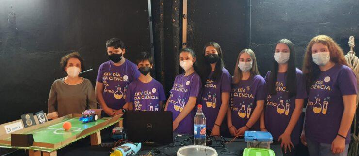 XXV Día da Ciencia. Da rúa ao teatro