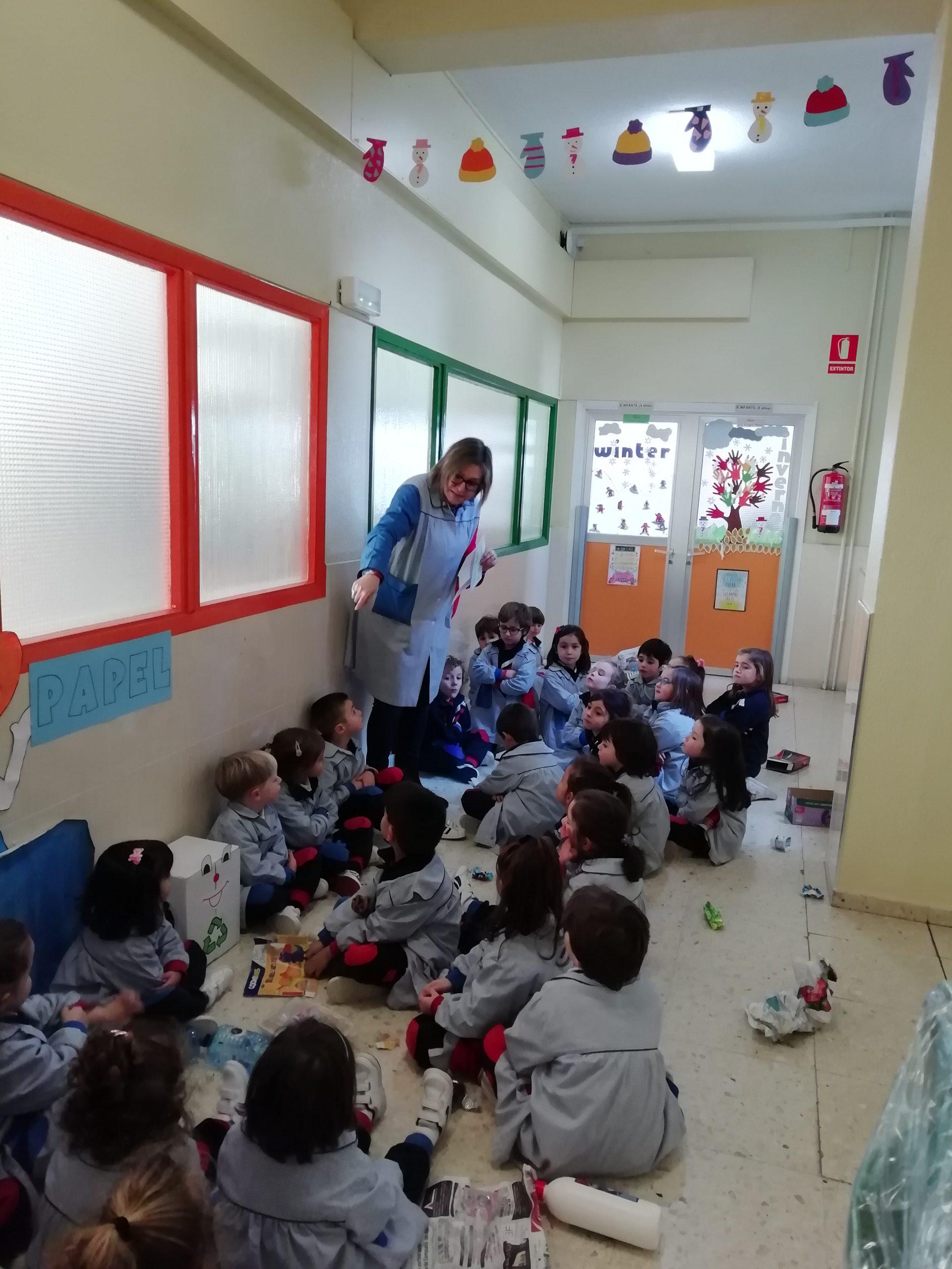 «Planeta 112» en Infantil
