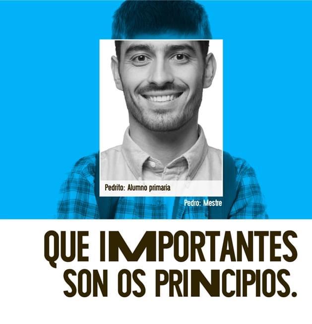 Que importantes son os principios!