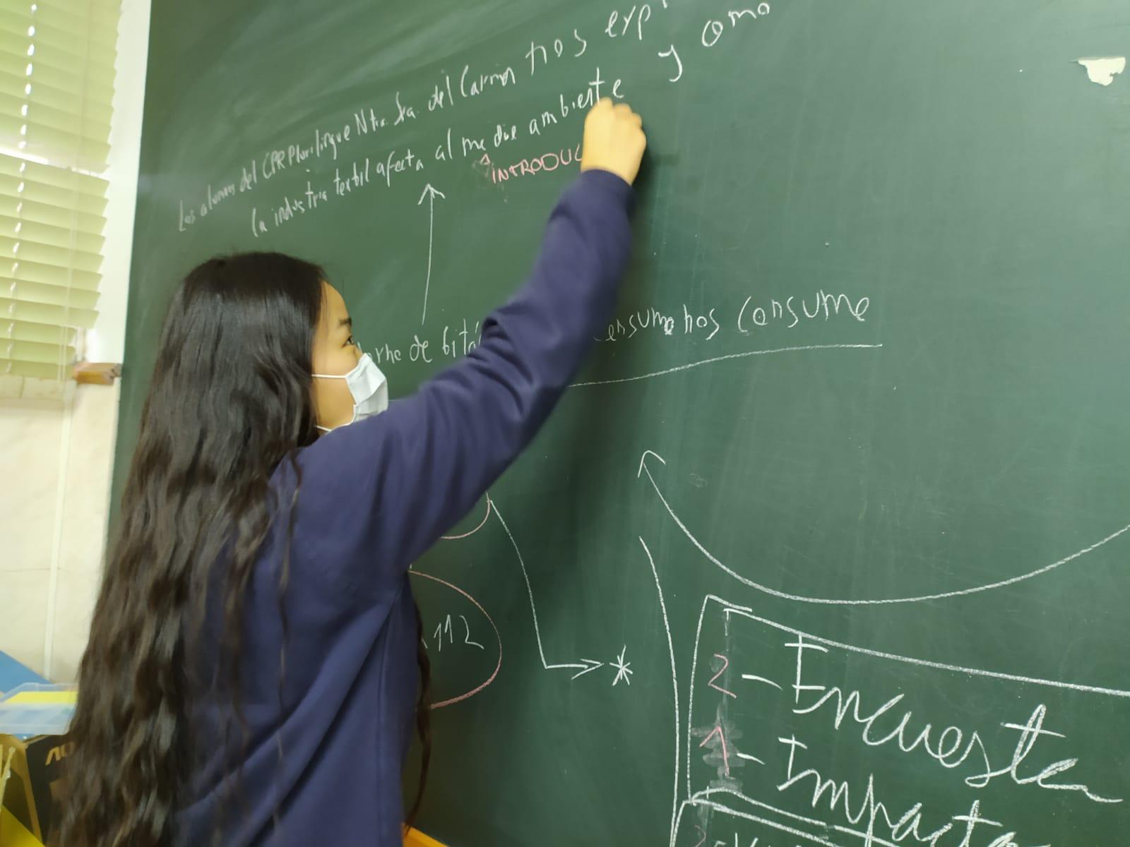Proyecto de La Voz de Galicia «Periodismo en la Escuela»
