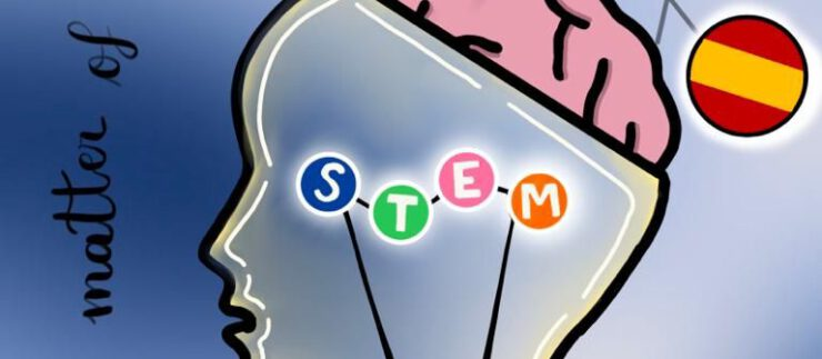 Logo ganador programa Erasmus +
