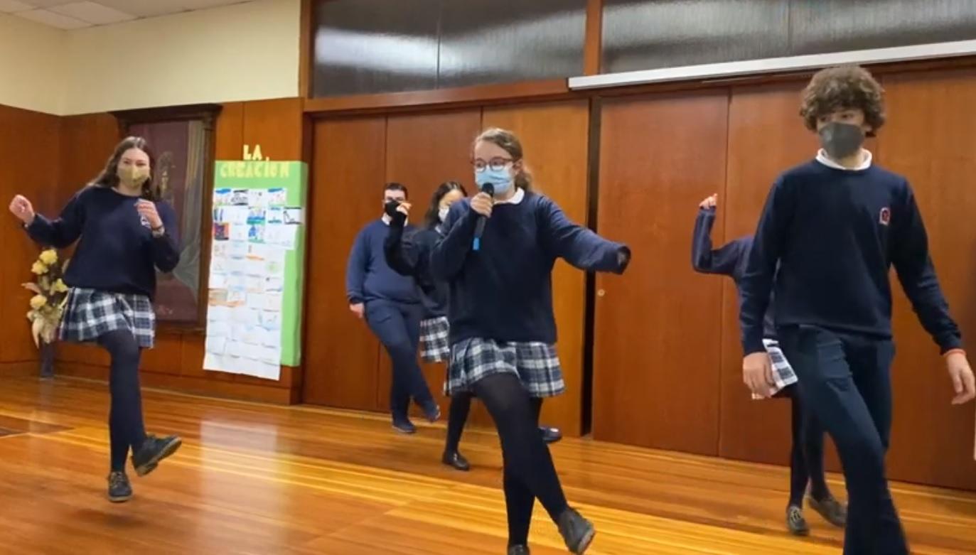 Erasmus a distancia: Bailes tradicionales y medidas Covid